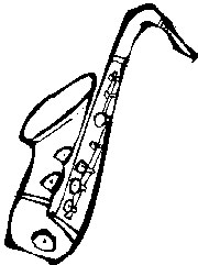 Saxophone - the drug without unhealthy side effects